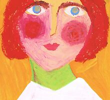 Redhead  by Rosemary Brown