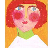 Redhead  Photographic Print