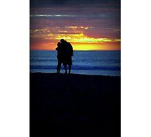 Feeling the Sundown Photographic Print