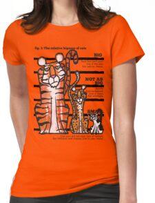 Bigness of cats top T-Shirt