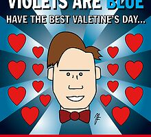 DOCTOR WHO VALENTINE CARD 1 by mjfouldes