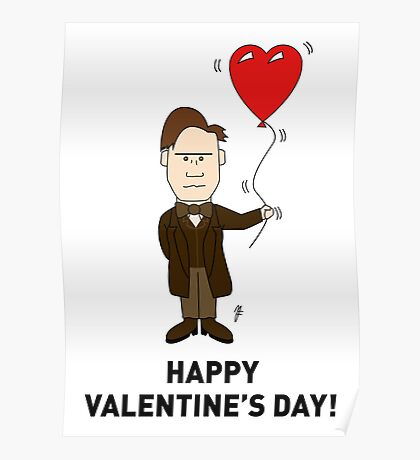 DOCTOR WHO VALENTINE CARD 4 Poster
