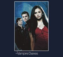 Vampire Diaries by famedazed