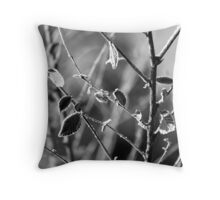 #1 The truth is you must find one tiny perfection in all the imperfections Throw Pillow