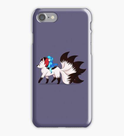Vivi & Mystery Solo Smol iPhone Case/Skin