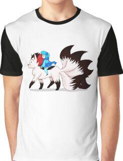 Vivi & Mystery Solo Smol Graphic T-Shirt
