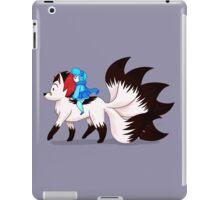 Vivi & Mystery Solo Smol iPad Case/Skin