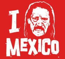 I Heart Mexico by Baznet