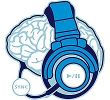 Brain-Sync Photographic Print