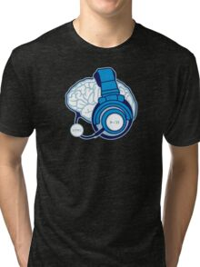 Brain-Sync Tri-blend T-Shirt