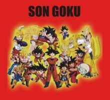 Son Goku by BadrHoussni