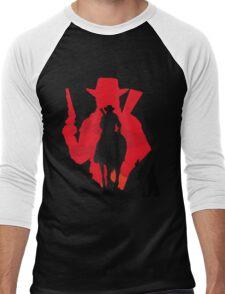 The Cowboy Men's Baseball ¾ T-Shirt