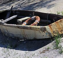Abandoned  by John  Kapusta