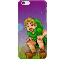 Kid Link and Navi iPhone Case/Skin