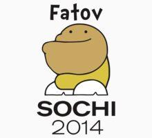 Fatov - Sochi 2014 Kids Clothes
