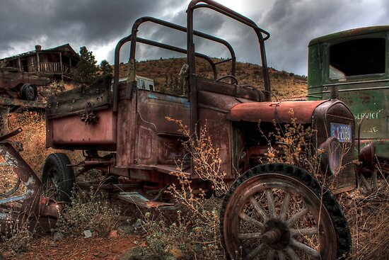 Trip Back in Time - Color by Candy Gemmill