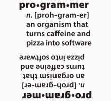 Programmer by definition ×2 by krop
