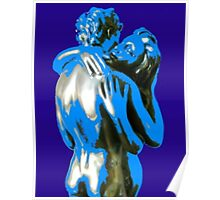 Blue Lovers Poster