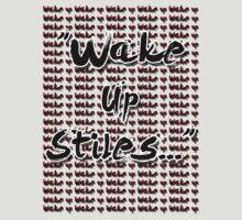 Wake Up Stiles by Jasmine Heard