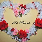 Be Mine Valentine Heart by © Betty E Duncan ~ Blue Mountain Blessings Photography
