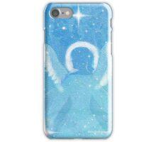 Baby Blue Angel,  iPhone Case/Skin