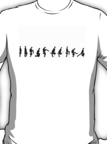 Silly Walks T-Shirt