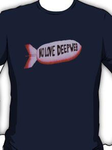 DEATH GRIPS TEE - 'NOLOVEDEEPWEB' MISSILE T-Shirt