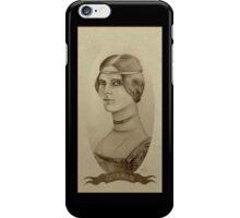Cleo de Merode iPhone Case/Skin