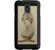 Cleo de Merode Samsung Galaxy Case/Skin