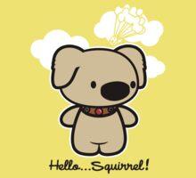 Hello... Squirrel  Kids Tee