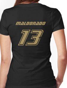 Maldonado 13 Womens Fitted T-Shirt