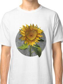 Heart Sunflower Classic T-Shirt