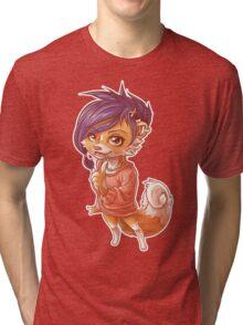 Pretty Cute 3 Tri-blend T-Shirt