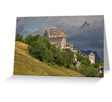 Heinfels Castle Greeting Card