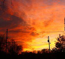 Sunset on Jefferson St. by arr333
