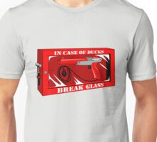 In case of ducks  Unisex T-Shirt