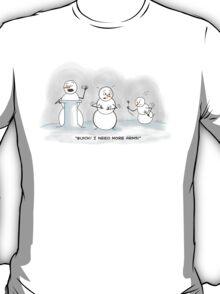 The Snowman Interpreter T-Shirt