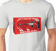 In Case of Prime Unisex T-Shirt