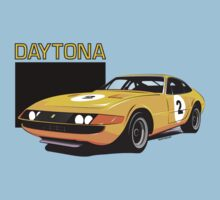 Ferrari Daytona Racer Kids Clothes