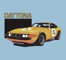 Ferrari Daytona Racer by velocitygallery