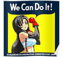We Can Do it Cloud! Poster