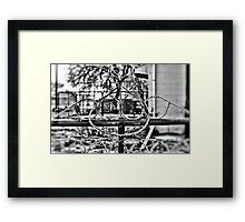 #2 My Soul is Bound.... Framed Print