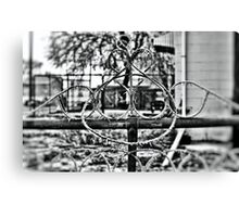 #2 My Soul is Bound.... Canvas Print