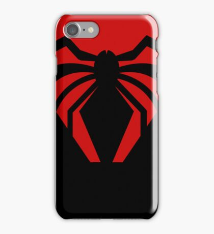Superior Spider-Man Logo iPhone Case/Skin