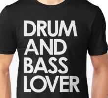 Drum & Bass Lover Unisex T-Shirt