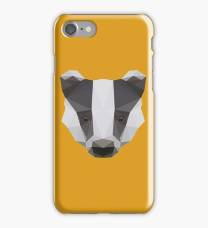 Badger Love iPhone Case/Skin