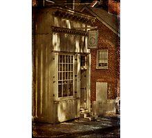 Fine Repairs Photographic Print