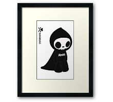 ADIOS - TOKIDOKI Framed Print