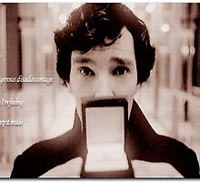 Sherlock—Love is a dangerous disadvantage by kinderberry
