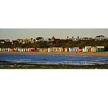 Brighton Beach, Melbourne, VIC, Australia Photographic Print